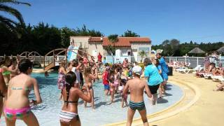 camping l'étoile d'or - argelès sur mer - danse de l'été version