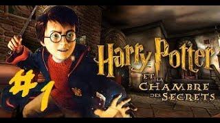Harry Potter et la Chambre des Secrets | PS1 | Episode N°1 | Le Terrier
