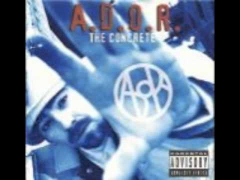 A.D.O.R. - Let It All Hang Out (Instrumental)