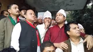 Isthiak Ahmed joy President of Bsl Coxsbazar Wings