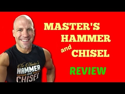 Master's Hammer and Chisel Review - YouTube