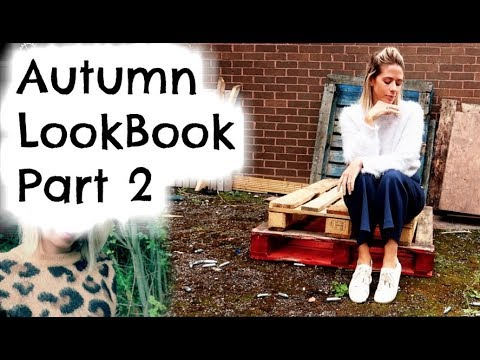 [VIDEO] - AUTUMN LOOK BOOK PART 2 | FALL OUTFIT IDEAS | KERRY WHELPDALE 2