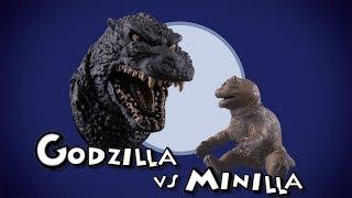 Godzilla VS Minilla