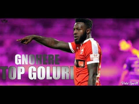 Harlem Gnohéré ●TOP 10 GOLURI●Cel mai bun din liga 1 Romania!?