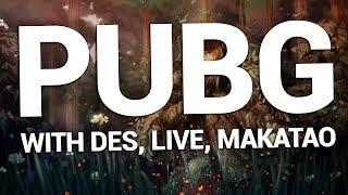 ОРУЖЕЙНЫЙ ОРДЕН В PUBG - Desertod, LiveForSurfe, Makatao, CrewGTW