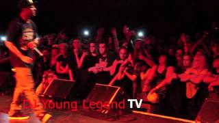 DJ Young Legend TV : Kirko Bangz Live In Philly 3/29/2012