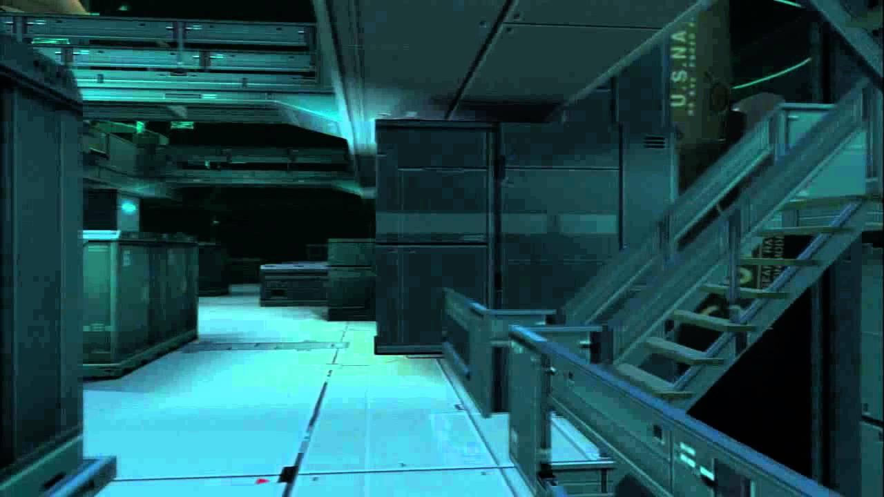 Mgs2 Arsenal Gear Jejunum European Extreme E Ex Youtube