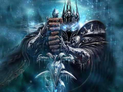 World of Warcraft : Wrath of the lich king - tone from the theme song