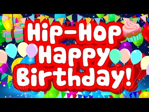Hip-Hop Happy Birthday | Fun Birthday Song for Kids | Jack Hartmann