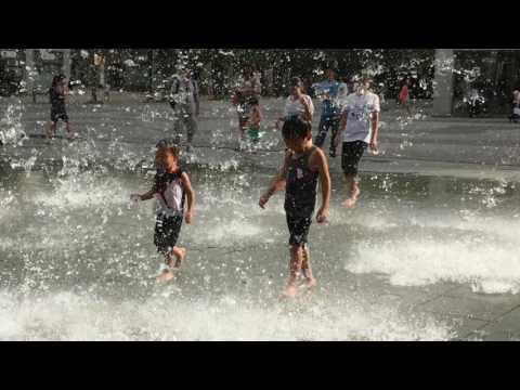 Water Fun @ City Gate