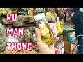 Thử đi mua Bùa Ngải ở Thái Lan | Đi chợ Kuman Thong ở Băng Cốc