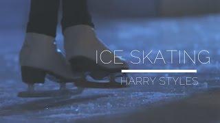Harry Styles - Ice Skating