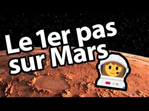 Le 1er pas sur Mars | #CPQ05