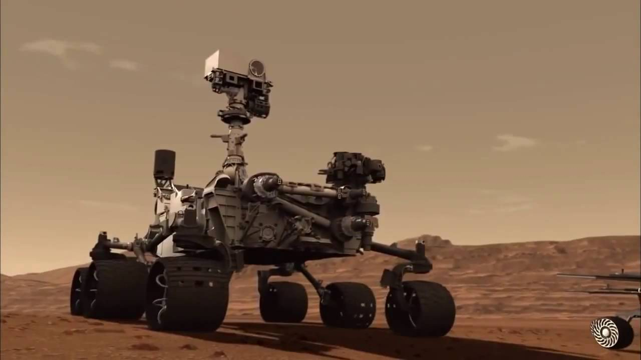 [Top Documentary Films] Mars Curiosity Rover Landing Space 2015 - YouTube