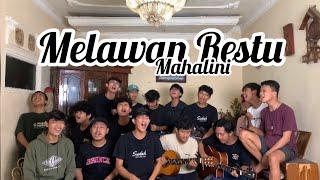 Download Melawan Restu - Mahalini ( Scalavacoustic Cover )