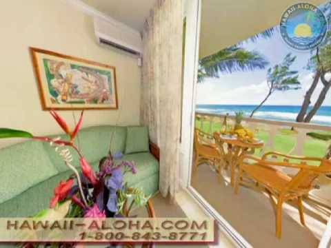 The Beautiful Aston Islander on the Beach Resort on Kauai