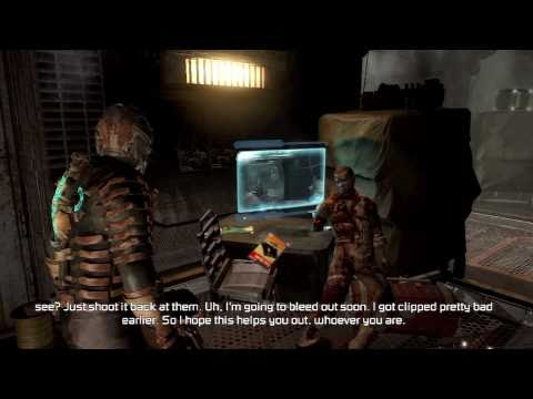 Dead Space 2: Walkthrough - Part 6 [Chapter 3] - The Pack - Let