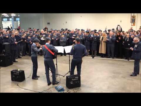 Royal Air Force Air Cadets, Ensemble National Winners 2014