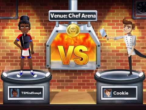 Restaurant Dash - Chef Arena (Part 1)
