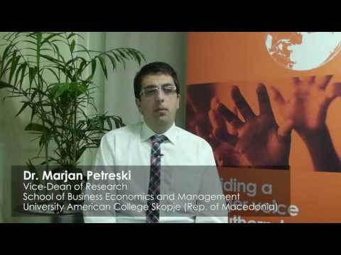 PEP-PAGE project - Rep. of Macedonia: Remittances and youth self-employment