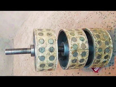Magnetic Motor Free energy world best technology engineering project 2020