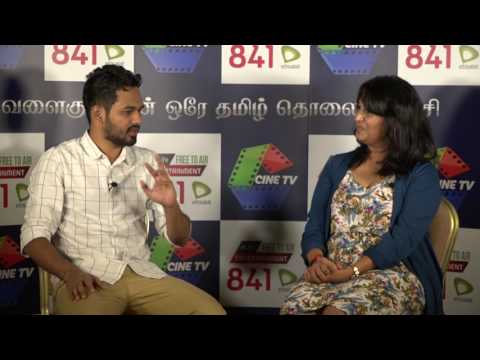 Hip Hop Tamizha Adhi Interview