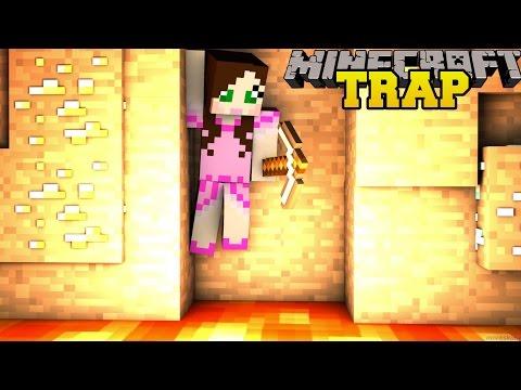 Minecraft: JEN'S TRAP!! - CURSE OF THE PUMPKIN PRINCE - Custom Map [4]