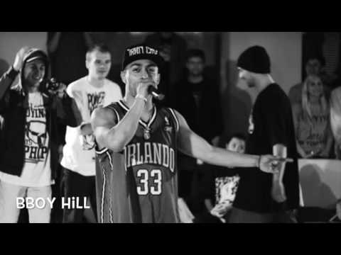 La Rafaga El Arto ft. Bboy Hill (rap music)