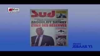 REPLAY - Revue de Presse - Pr : MAMADOU MOUHAMED NDIAYE - 12 Mars 2018