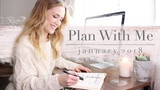 Baixar PLAN WITH ME | January 2018 Bullet Journal Set Up | Carley Hutchinson