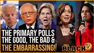 The latest democratic polls for New Hampshire are in. Tim Black pre...