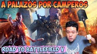 BATTLEFILED 1: Los Agarramos a Palazos Por Pin**es Camperos - ROAD TO BATTLEFIELD V