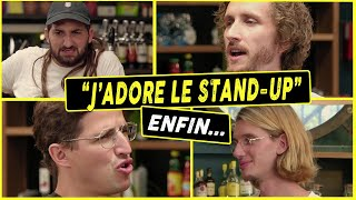 """J'adore le Stand-Up. Enfin...."" feat. Haroun, Paul Mirabel, Baptiste Lecaplain"