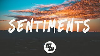 Jenaux - Sentiments (Lyrics / Lyric Video) With Bryce Fox