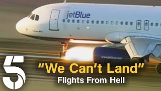 'We Are Going To Crash Land!' | Flights From Hell | Channel 5