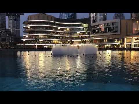 Dubai water dance