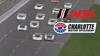IMSA Charlotte Grand Prix 1985 | Camel GT 500 Grand Prix of Charlotte Full Race