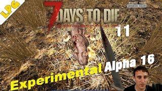 7 Days to Die Alpha 16 deutsch [11]Letzte Vorbereitung auf Tag 7 Feralhorde[Random Gen|7dtd|german]