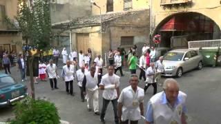 Processione SAN PIO di Pietrelcina - Alia 20 Luglio 2014