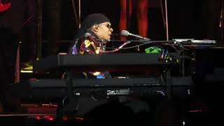 """Go Home & Signed, Sealed, Delivered"" Stevie Wonder@Borgata Atlantic City 8/25/18"