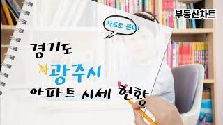 경기도 광주시 소재하는 아파트 시세 현황  ( 매매 및…