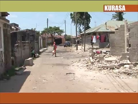 Wananchi waanza kubomoa