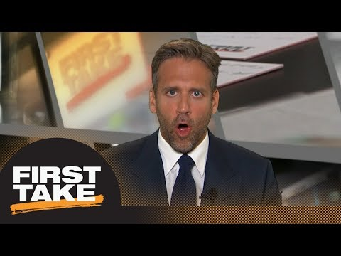 Max Kellerman: Browns need 5 wins in 2018 for Hue Jackson to keep his job | First Take | ESPN