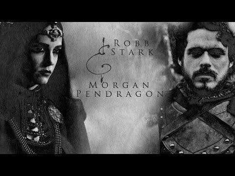 robb stark & morgan pendragon | birthright [tucc]