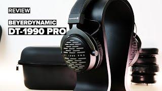 Beyerdynamic DT 1990 Pro Review - SSSSSStudio headphones