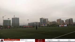 Live Cricket Match | SHENZHEN WARRIORS CRICKET CLUB vs Guangzhou Challengers (Sixes) | 15-Dec-19 11:
