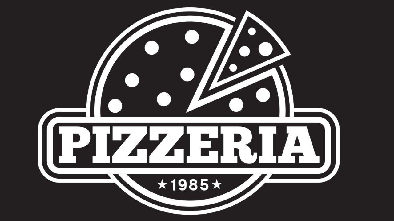 Perfect Way to Create Pizzeria Logo using Pie Tool