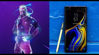 Samsung Galaxy Note 9 Review (Plus Galaxy Fortnite Skin)