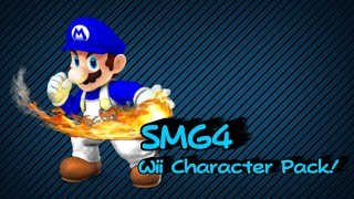 (RELEASE) SMG4 Character Pack (Dolphin)