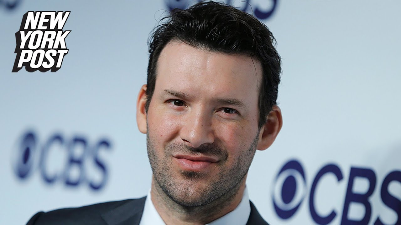 Download Tony Romo under fire for 'creepy' Gisele Bündchen comment   New York Post